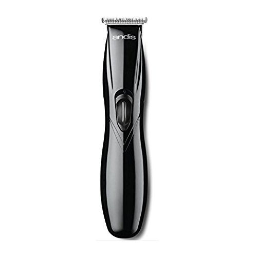 Andis Pro All-in-One Lightweight Cord Cordless Multigroom Turbo-Powered Beard Mustache Trimmer with 4 Attachment Combs