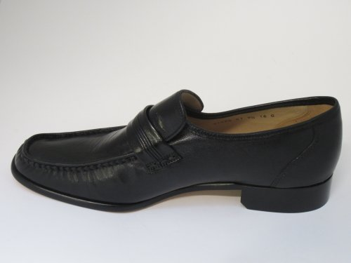 Black Formal Fitting Grenson Clapham Style G Mens 33342 31928 Moccasins nz46qx