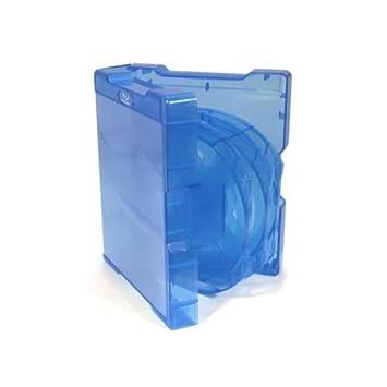 8 cajas Amaray con capacidad para 10 discos Blu Ray: Amazon.es: Electrónica