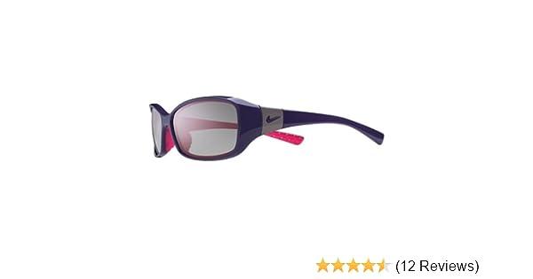 1f2ac5ef1a6f Amazon.com : Nike Siren Grey with Violet Flash Lens Sunglass, Grand  Purple/Pink Force : Nike Siren Glasses Purple : Sports & Outdoors