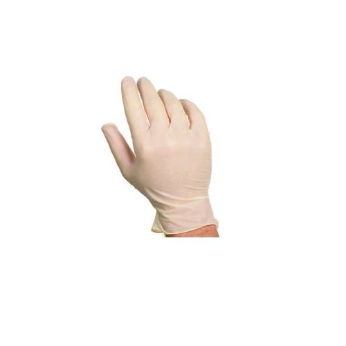 Glove (NaturalFit Synthetic Disposable Glove) Extra Large,10 Case ---100 Count by HANDGARDS