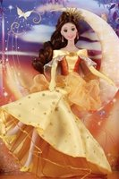 Belle Disney Celestial Princess 12in Porcelain Doll