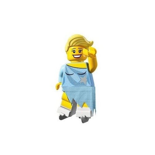 (LEGO Minifigure Collection Series 4 : Ice Skater -)