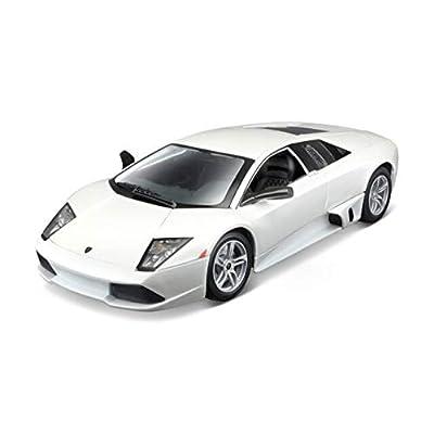 Maisto Special Edition - Lamborghini Murcielago LP640 Hard Top (2007, 1:18, White): Toys & Games