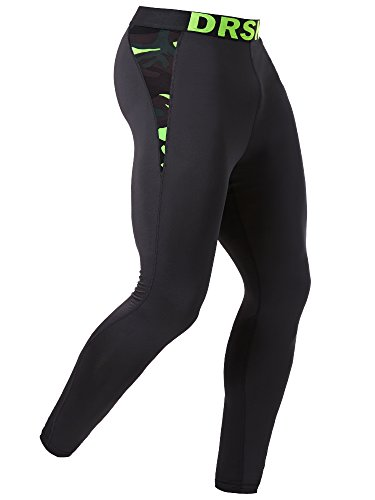 DRSKIN Compression Cool Dry Sports Tights Pants