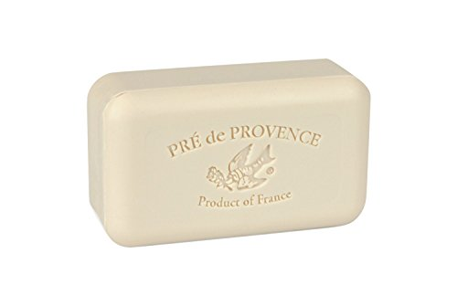 Pre de Provence French Soap Bar with Shea Butter, 150g - Coconut