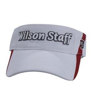 Wilson Golf Staff Visor Cap White WGH3500WH