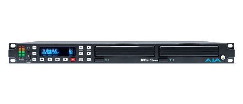 AJA Ki Pro Rack Digital File Recorder with Apple ProRes 422 by AJA Video Systems