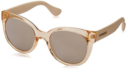 Montures Noronha Lunettes Gold Or de Femme 52 Havaianas Sunglasses xTR7wx