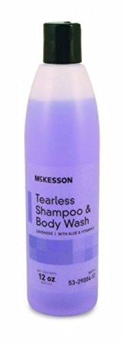 Shampoo 12 Tearless Ounce - Shampoo Tearless Lav 12Oz (Sold per PIECE)