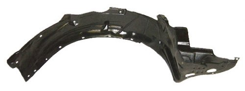 OE Replacement Honda Accord Front Driver Side Fender Inner Panel Partslink Number HO1248117