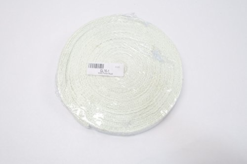 (AMI GL16-1 Heat Resistant Fiberglass Woven Tape 1IN X 1/16IN X 100FT D599476)