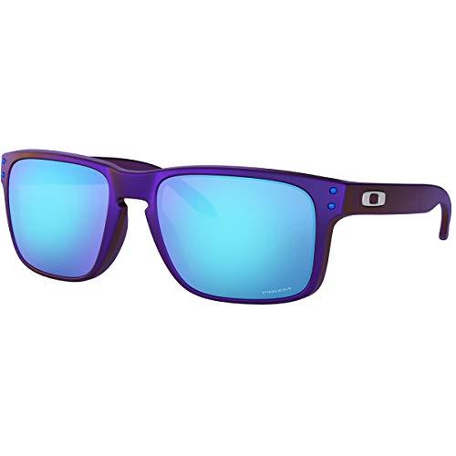 Oakley Men's Holbrook Sunglasses,OS,Blue/Red Shift/Prizm Sapphire (Oakley Prizm Sonnenbrille)