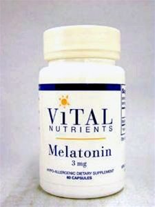 Mélatonine 3mg 60 Capsules