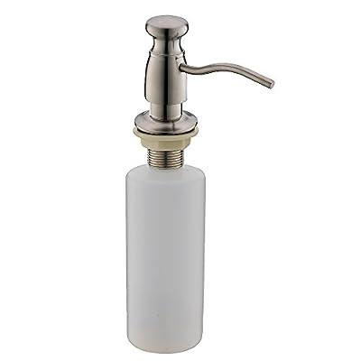 VCCUCINE Modern Stainless Steel Kitchen Sink Faucet