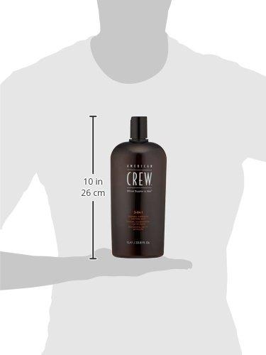 American Shampoo Plus Conditioner, Ounce