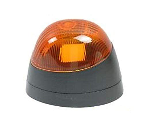 Transit Parts Transit MK6 MK7 Front Left Lh Side Indicator Repeater Light Lamp Orange:
