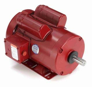 Leeson Electric 113938 1.5HP 1725rpm 56HZ Frame TEFC 115/208-230 volts Farm Duty Electric Motor