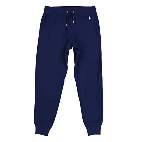 Polo Ralph Lauren Womens Fleece Jogger Sweatpants (M, Navy) ()