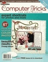 Computer Tricks for Scrapbooking ()