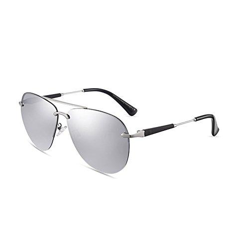 Sol Color 3 de 1 Gafas Estilo Driving Polarizing Nuevo de Driver DT Gafas Sol Masculinas Mirror pxqwaROE