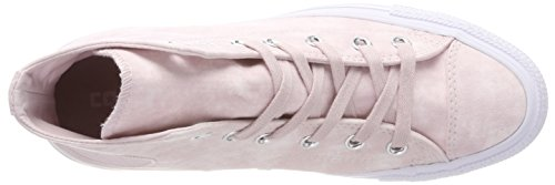 Hi Converse Rose Barely CTAS Barely White Hautes 653 Adulte Rose Mixte Rose Baskets FrqrwaAx5v