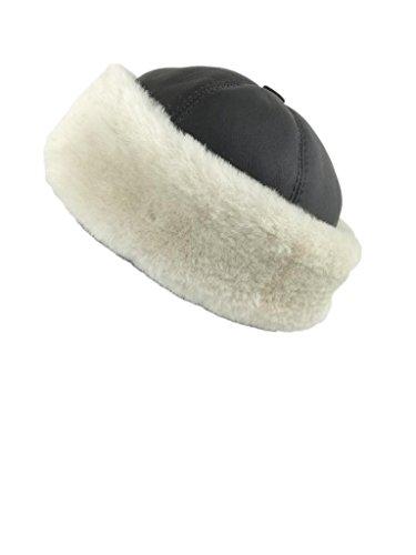 Zavelio Womens Shearling Sheepskin Winter