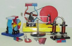 SEOH Concept of Magnets and Electromagnetism Teacher Kit for (Electromagnetism Kit)