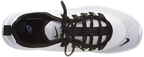 Running black Max Scarpe Bianco Air white barely 100 Axis aluminium Prem Uomo Nike Volt Hzw1XqTHn