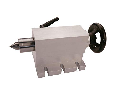 CNC Alive Wood Lathe Tailstock 65MM For 4th Axis Router Rotational A Axis Engraving Machine