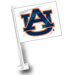 Tigers Car Flag Set - NCAA Auburn Tigers Car Flag Set of 2