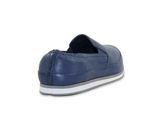 Prada-Mens-St-Tropez-Perforated-Leather-Slip-On-Sneakers-Blue-Bluette-4D2813