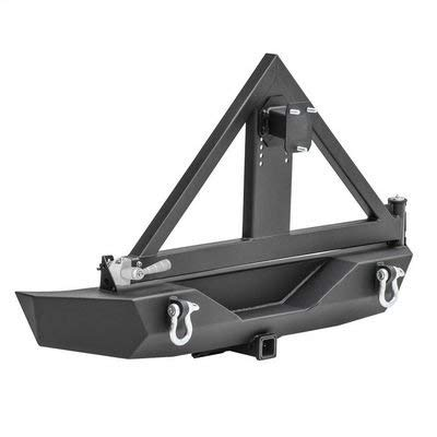 - Smittybilt XRC Tire Carrier