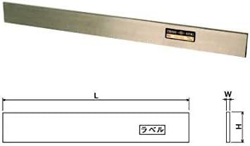 大菱計器製作所 普通形ストレートエッジ 焼入品 200 EL102