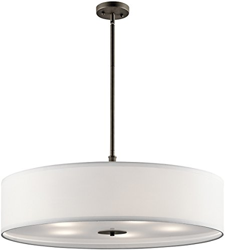 30 Drum Shade Pendant Light