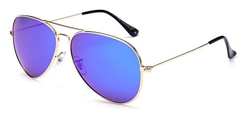 "PRIVÉ REVAUX ""The Commando"" Polarized Aviator Sunglasses - Designer Eyewear"