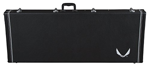 Guitar Case Electric Dean (Dean DHS V Deluxe Hard Shell Case for V Model Electric Guitars)
