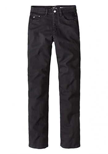 Black straight Black Donna Jeans Basic Paddocks 6001 SqxwTgxacn