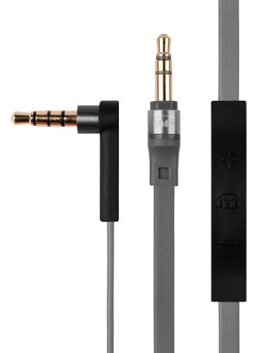 Mounstro adnen-auriculares (negro) - paquete abrefácil: Amazon.es: Electrónica