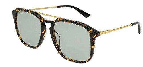Bronze Gucci Sunglasses (Gucci GG0321S 004 Sunglasses)