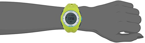Timex Timex® Ironman® Run x20 GPS TW5K87500 – Reloj para hombres, correa de plástico color verde
