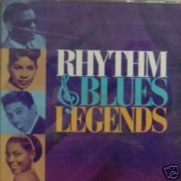 Rhythm & Blues Legends (Time Life)
