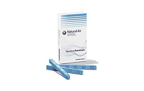 Originele BMW Natural Air interieurgeuren – Sparkling Raindrops Refill Kit (83122285679)