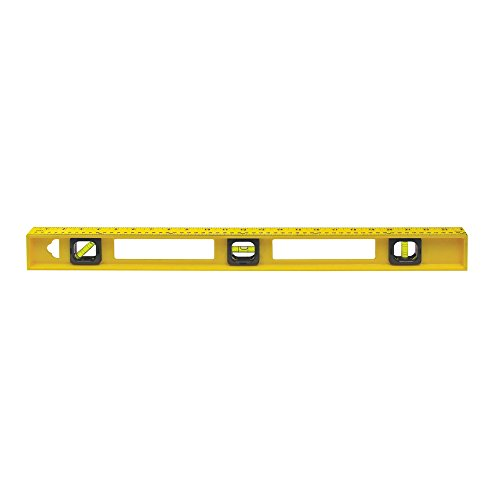 Swanson 24-Inch Poly Level (Yellow)
