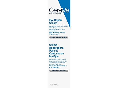 Cerave Crema Reparadora para El Contorno de Ojos, 0.5Oz/14 ml