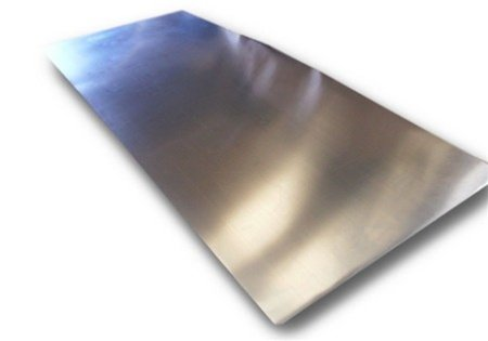 Zinc Sheet - .040 inch x 8 inches x 11 inches for Countertops, Range Hoods, and Backsplashes by Roto Metals
