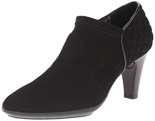 Black Suede Black Boot Dalis Combo Women's Aquatalia wzqSI1I
