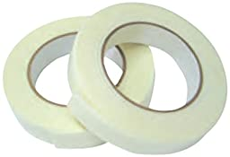 Bertech Double Sided White PE Foam Tape, 1/16\