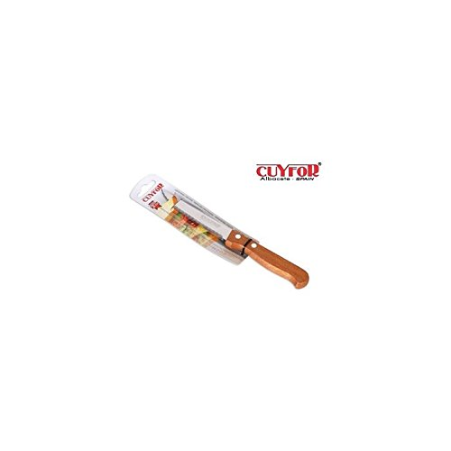 Cuyfor - Cuchillo sierra multiusos 20,5cm natura