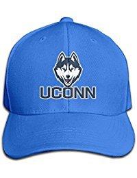 University Of Connecticut Logo UConn RoyalBlue Cool Hat